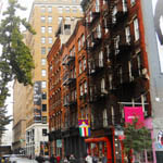 Apartments for Rent on Prince Street Nolita